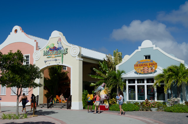 Margaritaville, the Caribbean's unofficial embassy. Photo © 2014 Aaron Saunders