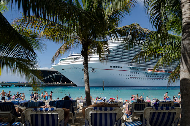 What Grand Turk lacks in history, it makes up for in beauty. Photo © 2014 Aaron Saunders