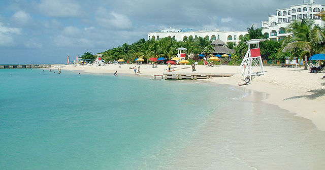 Our Cuba Cruise adventure begins in Montego Bay, Jamaica. Photo courtesy of Wikipedia / Creative Commons