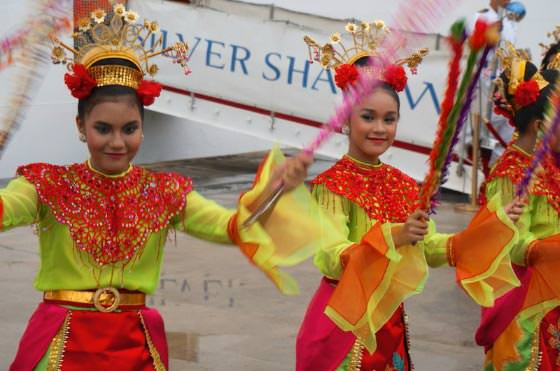 Sailing East: A Look at Cruising in Asia in 2014