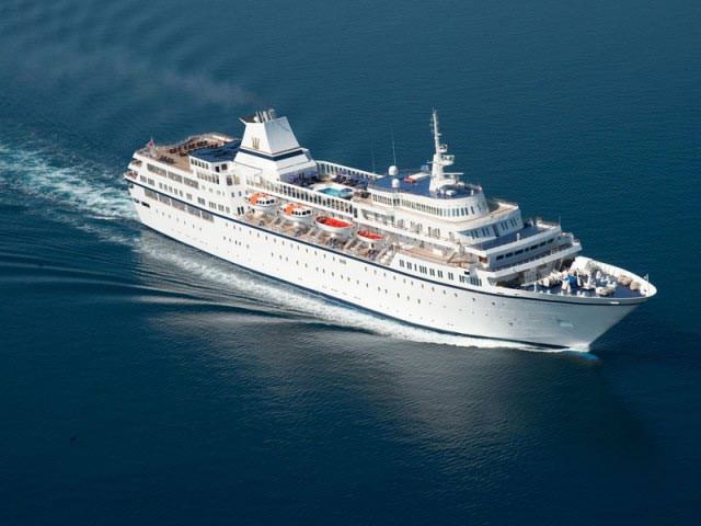 Aegean Odyssey. Courtesy of Voyages To Antiquity.