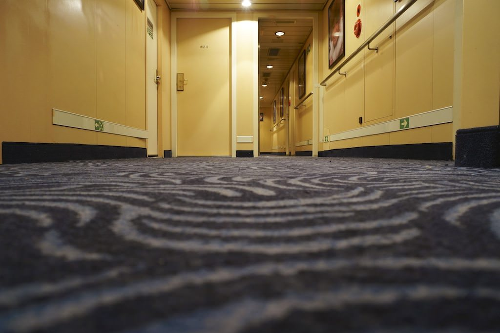 New carpet colors, Silver Discoverer