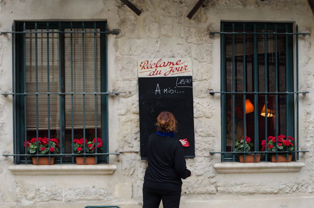 All Things French in Avignon. Photo © 2014 Aaron Saunders