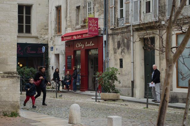 Each 'rue' seems to be more picturesque than the last. Photo © 2014 Aaron Saunders