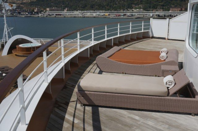 Seabourn Grand Signature Suite