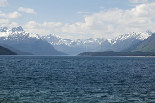 "John Muir wrote of Alaska: ""Going to the mountains is going home."" © 2014 Gail Jessen"