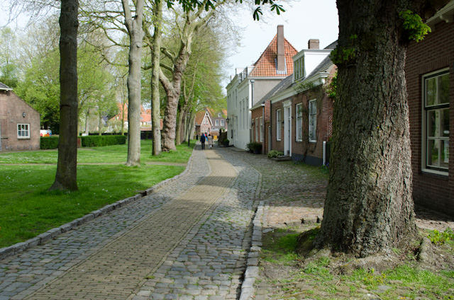 Veere was a small, quaint little town that still had substantial charm. Photo © 2014 Aaron Saunders