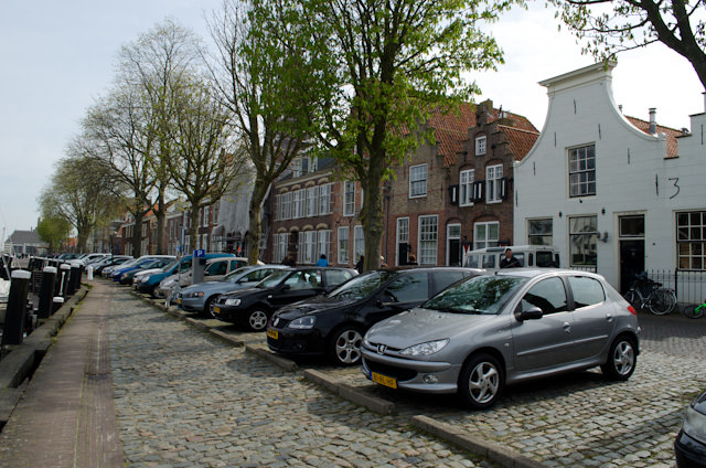 Downtown Veere. Quaint and inviting! I would have liked to have spent even more time here. Photo © 2014 Aaron Saunders