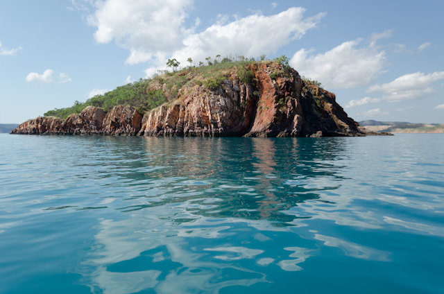 The beauty of Yampi Sound in Australia's Kimberley region. Photo © 2014 Aaron Saunders