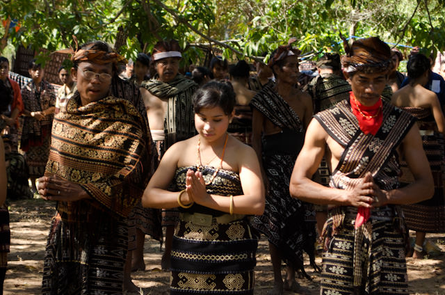 ...and took in another set of ceremonial dances. Photo © 2014 Aaron Saunders