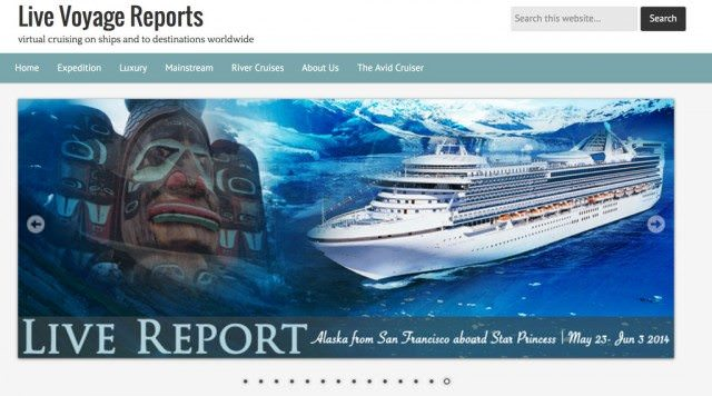 Live Voyage Reports