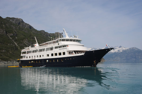 In late August, we'll set sail for the hidden wonders of Alaska and Glacier Bay aboard Un-Cruise Adventures' Safari Voyager. Photo courtesy of Un-Cruise Adventures