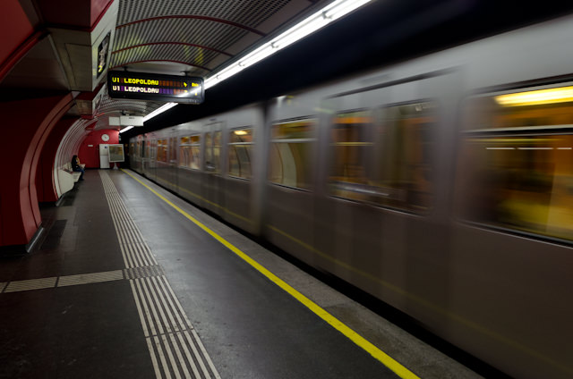 Take the U1 Line train four stops to Stephansplatz, and you'll emerge in the heart of Vienna.