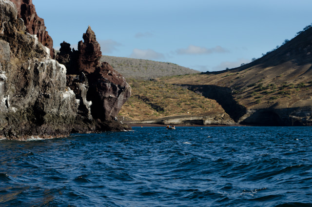 Buccaneer Cove - an inspirational landscape if there ever was one. Photo © 2014 Aaron Saunders