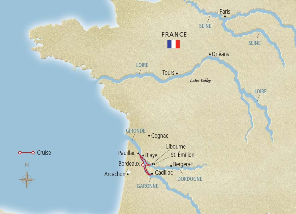 Day 6 From Cadillac to Bordeaux River Cruise Advisor