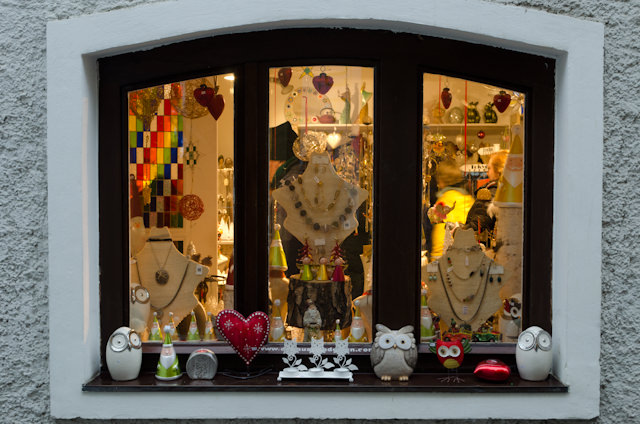 Shopkeepers opened their stores just for us. Photo © 2014 Aaron Saunders
