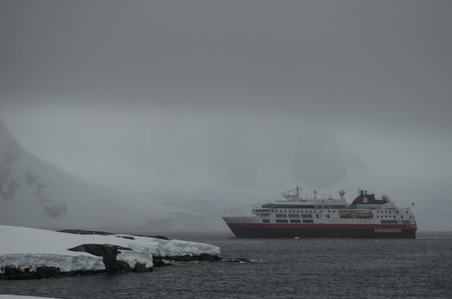 Goodbye, Antarctica. I will sincerely miss you. Photo © 2015 Aaron Saunders