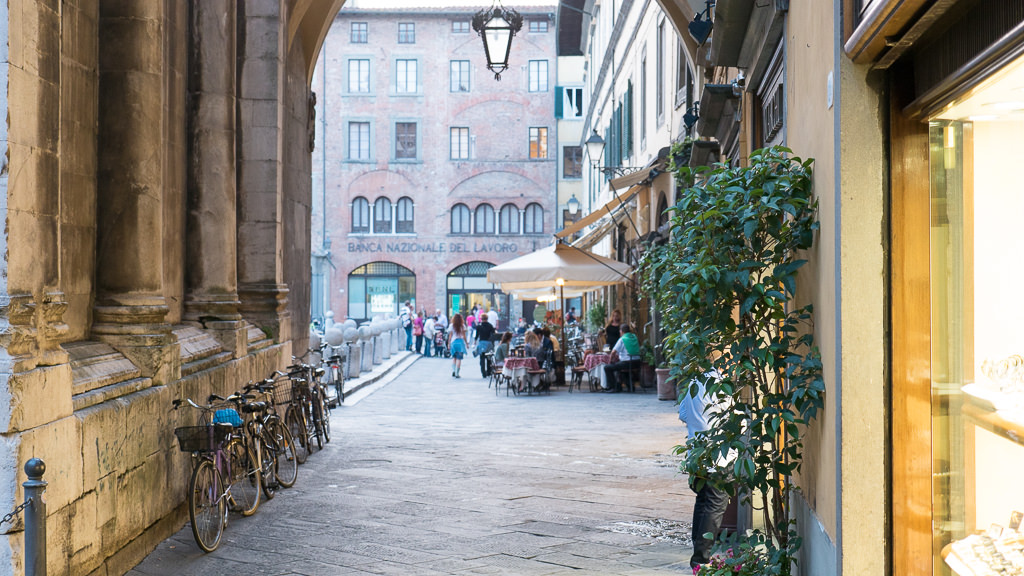 Shore Excursions From Livorno: Lovely Lucca