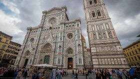 Florence Cathedral. © 2014 Ralph Grizzle