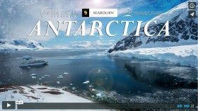 In Video, Antarctica: Exploring The White Continent On Seabourn Quest