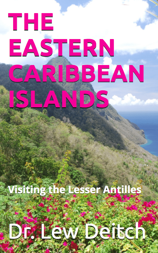 My latest book on the Eastern Caribbean
