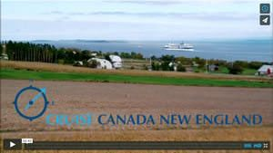 Our Newest Video: Cruise Canada New England