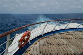Silver Wind Middle East Adventure Day 4: Sailing the Indian Ocean