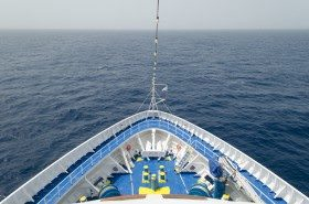 Silver Wind Middle East Adventure Day 6: Luxury At Sea