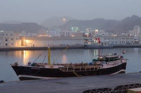 Silver Wind Middle East Adventure Day 1: Embarkation in Muscat