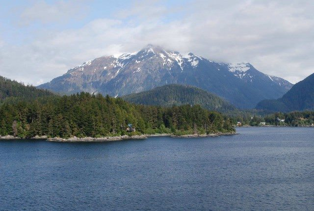 Baranof Island is home to Sitka