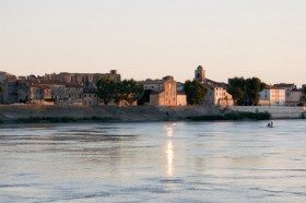 Barging In The South Of France: CroisiEurope's Anne-Marie, Day 1, Arriving In Arles, Almost