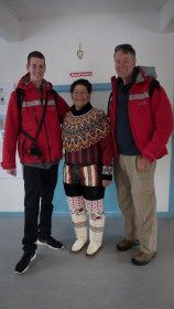 Silver Explorer: Greenland, Day 5, Coming Ashore In Saqqaq & A Tour Of Our Suite