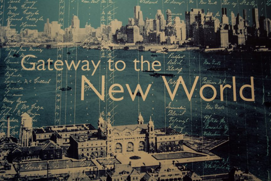 Gateway to the New World - 175 years and counting. Photo © 2015 Aaron Saunders