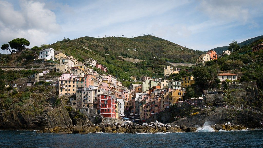Cinque Terre. © 2015 Avid Travel Media Inc.
