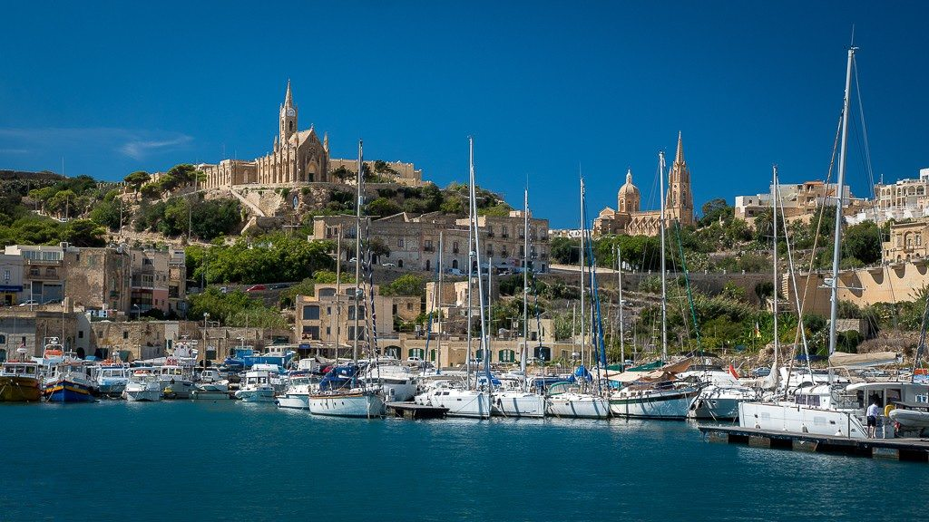 Gozo, Malta. © 2015 Avid Travel Media Inc.