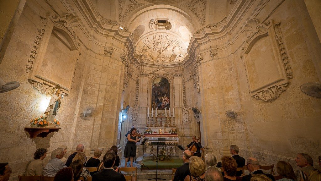 Concert in Valletta. © 2015 Avid Travel Media Inc.