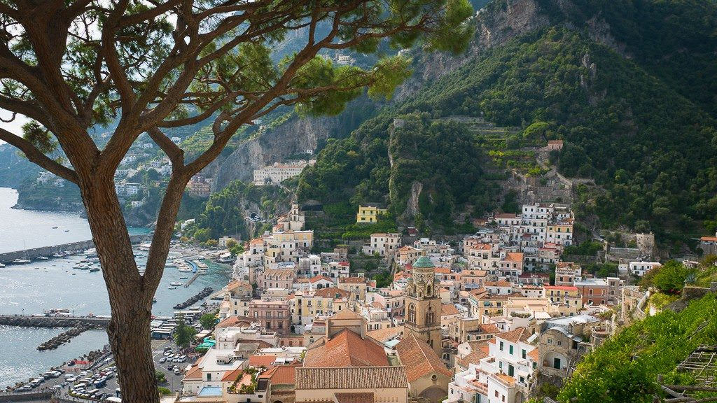 Amalfi. © 2015 Avid Travel Media Inc.