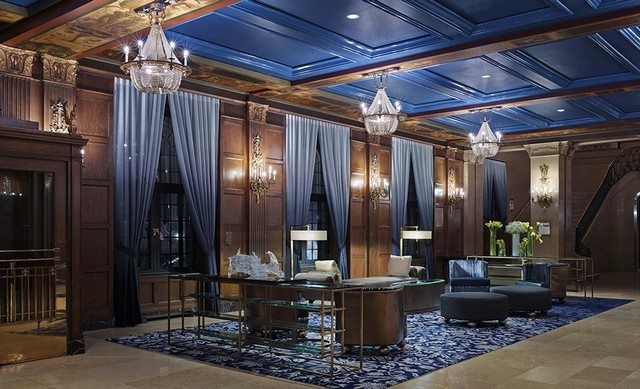 The Fairmont Le Chateau Frontenac recently underwent a multimillion-dollar refurbishment. Photo courtesy of Fairmont Hotels & Resorts.