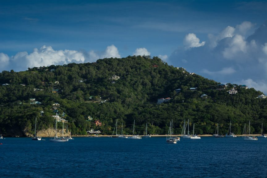 Understated Bequia. Photo © 2015 Aaron Saunders