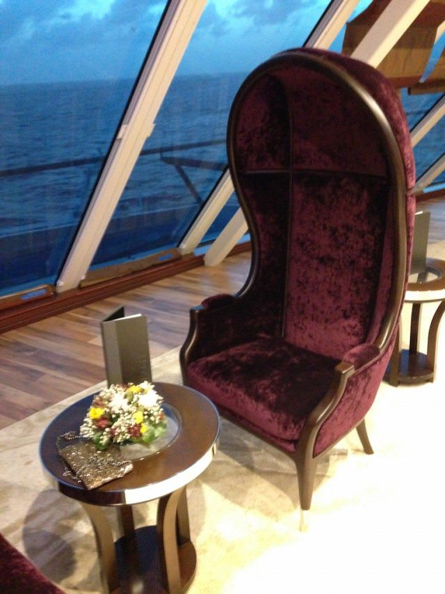 Azamara Journey Living Room Chair