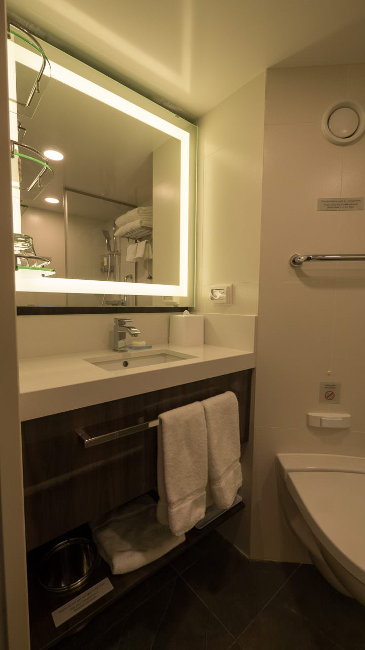 Koningsdam Bathroom