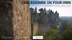 Adventures Ashore: Carcassonne