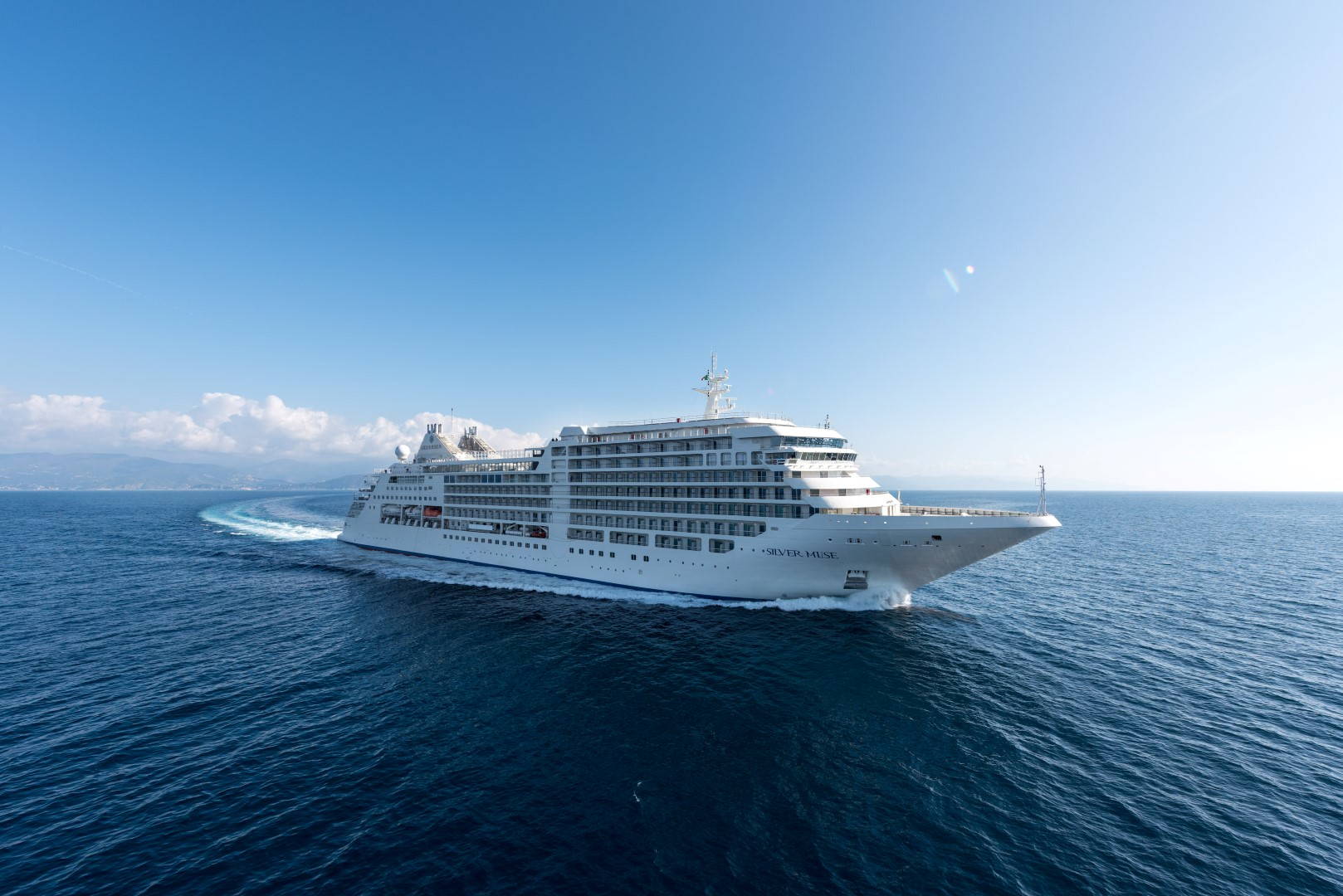 3c431937f52 Silversea s new Silver Muse is the company s largest – and most  amenity-filled – ship to-date. Photo courtesy of Silversea