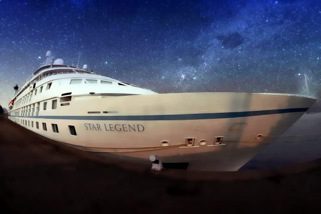 A Dream Itinerary On Windstar S Star Legend Avid Cruiser
