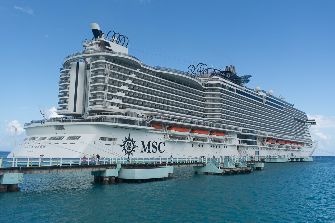 MSC Seaside: Is The Caribbean's Bold New Cruise Ship Right For You