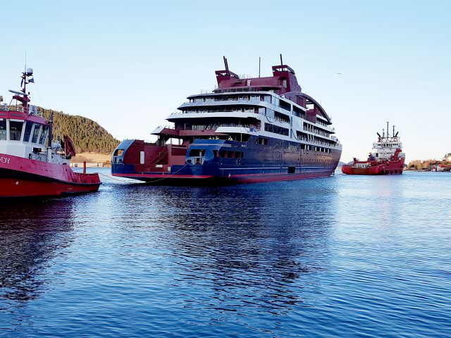 Francois Illas New Tradition: New 5th & 6th Ships For Ponant Explorer Series