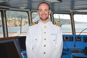 Avid Cruiser's Q&A With Windstar Captain James Griffiths