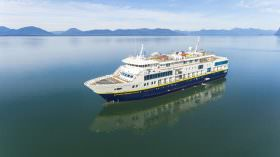 Lindblad Expeditions-National Geographic Welcomes New Ship