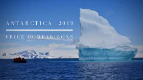 Antarctica Cruises: The Cost Of Cruising The White Continent, Our Per Diems Chart (Updated October 2018)