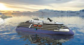Linblad Introduces New Ship, National Geographic Endurance